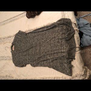 Dresses & Skirts - Mock neck flare dress